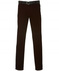 Meyer pantalon Palermo - modern fit - bordo