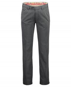 Meyer pantalon Chicago - modern fit - grijs
