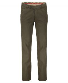 Meyer pantalon Chicago - modern fit - groen