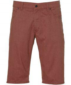 Pionier short Kevin - regular fit - rood