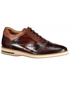 Jac Hensen Premium sneaker - cognac