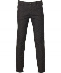 Gentiluomo pantalon - slim fit - grijs