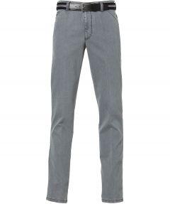 sale - Meyer pantalon - regular fit - grijs