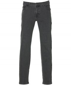 sale - Pionier jeans - regular fit - grijs