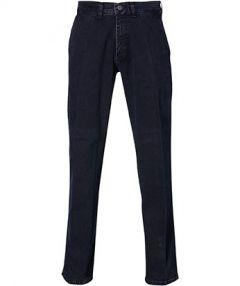Pionier pantalon Robert - regular fit - blauw