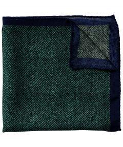 Jac Hensen pochet - groen