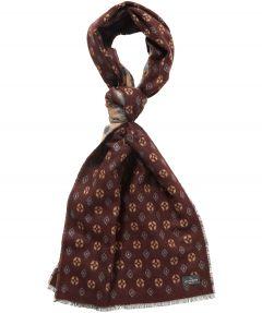 Jac Hensen shawl - bordeaux