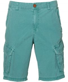 sale - DNR short - modern fit - turquoise