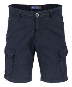 DNR short - modern fit - blauw