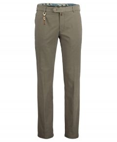 Meyer chino Palermo - slim fit - groen