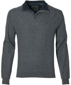 Jac Hensen polo - modern fit - grijs