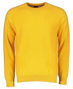 Jac Hensen pullover - modern fit - geel