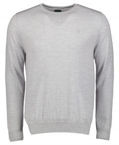 Nils pullover - slim fit - grijs