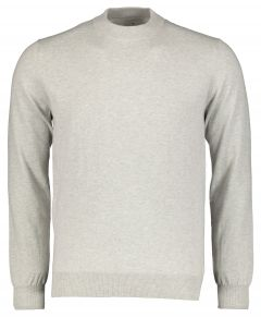 Jac Hensen premium pullover - slim fit - grij