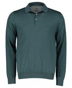 Jac Hensen Premium polo - slim fit - groen