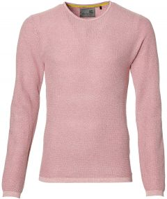 No Excess pullover - modern fit - roze
