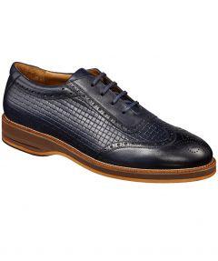 Jac Hensen Premium schoen - blauw