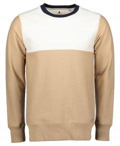 Anerkjendt sweater - slim fit - beige