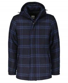 Jac Hensen Premium jas - modern fit - blauw