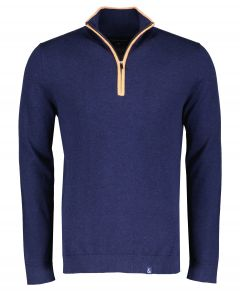 Colours & Sons polo - modern fit - blauw