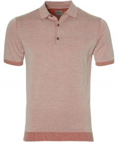 Jac Hensen Premium polo - slim fit - roze