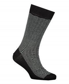 Jac Hensen sokken - 2-pack - zwart