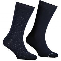 Jac Hensen sokken - 2-pack - blauw
