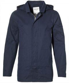 Anerkjendt jas - slim fit - blauw