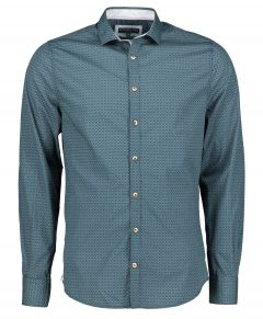 Colours & Sons overhemd - modern fit - groen