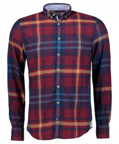 Colours & Sons overhemd - modern fit - paars