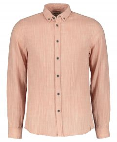 Anerkjendt overhemd - slim fit - roze