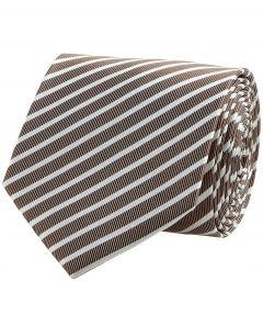 sale - Jac Hensen stropdas - bruin