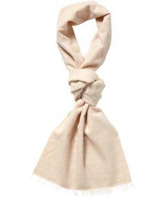 sale - Jac Hensen shawl - wol- beige