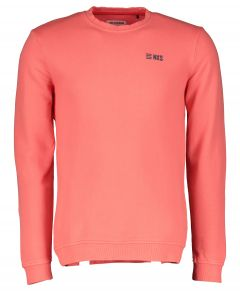 No Excess pullover - slim fit - oranje