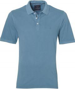 Casa Moda polo - regular fit - blauw