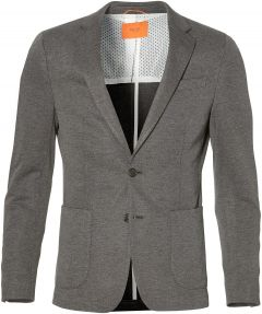 sale - Digel colbert mix & match - slim fit - grijs