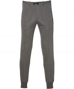Digel mix & match pantalon - slim fit - grijs