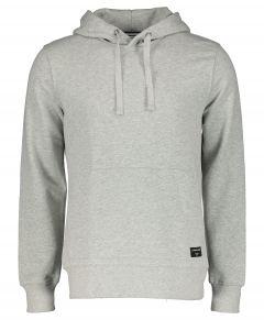 Björn Borg sweater - modern fit - grijs