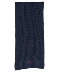 Tommy Jeans sjaal - blauw