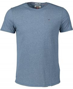 Tommy Jeans t-shirt - slim fit - blauw