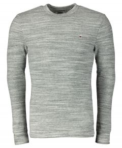 Tommy Jeans t-shirt - slim fit - grijs