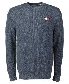 Tommy Jeans pullover - slim fit - blauw