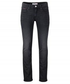 Tommy Jeans jeans - slim fit - zwart