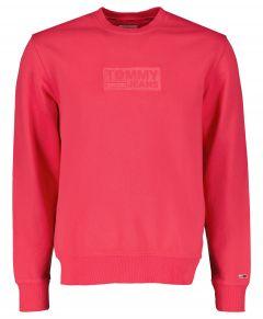 Tommy Jeans sweater - slim fit - roze
