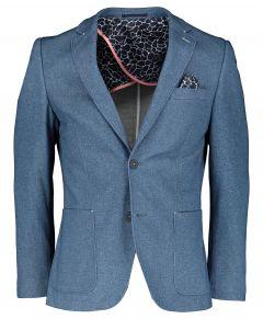 Hensen colbert - mix & match - blauw