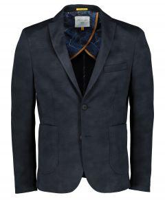 New in Town colbert - slim fit - blauw