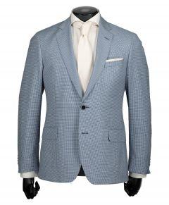 Jac Hensen Premium kostuum - slim fit - blauw