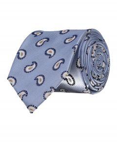 Jac Hensen stropdas - blauw
