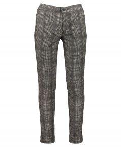 Hensen pantalon Mix & Match - slim fit -grijs