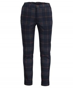 Hensen pantalon Mix & Match - slim fit -blauw